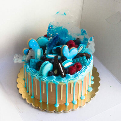 Narozeninový dort pro muže Elegance 3 (2 kg 1450 kč)