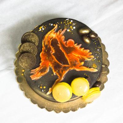 Dort na narozeniny Blíženci (2 kg, 1450 kč)