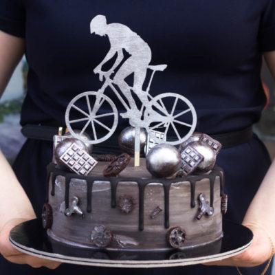 Dort na objednávku pro muže Cyklista