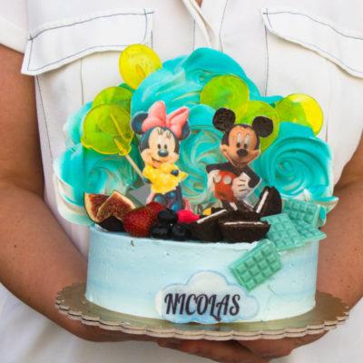 Dort na objednávku Mickey Mouse 9 (2 kg, 1450 kč)