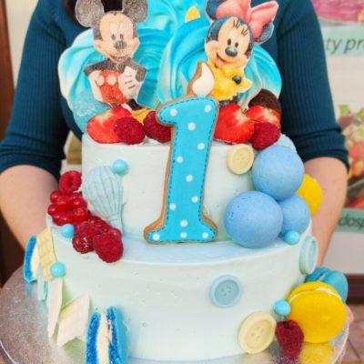 Dort Mickey Mouse 10 (3,5 kg, 2200 kč)