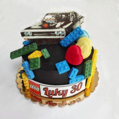 Dort na objednávku Lego 2 (3,5 kg, 2200 kč)